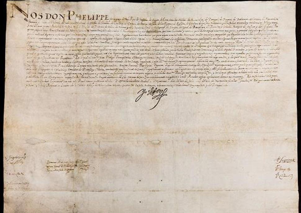 Descobreix l'arxiu històric de l'Hospital de la Santa Creu i Sant Pau