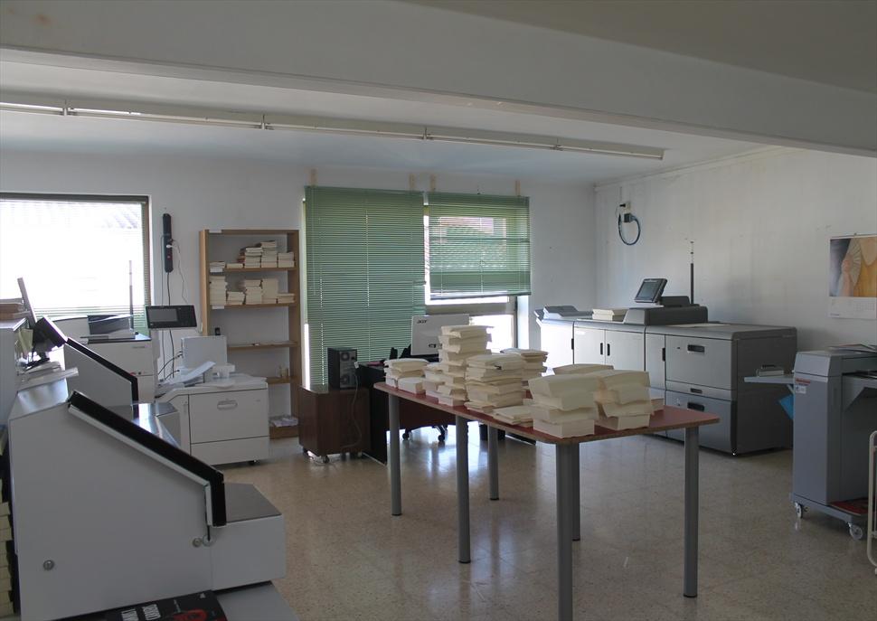 Espais literaris: Visita a la impremta i l'editorial Gregal