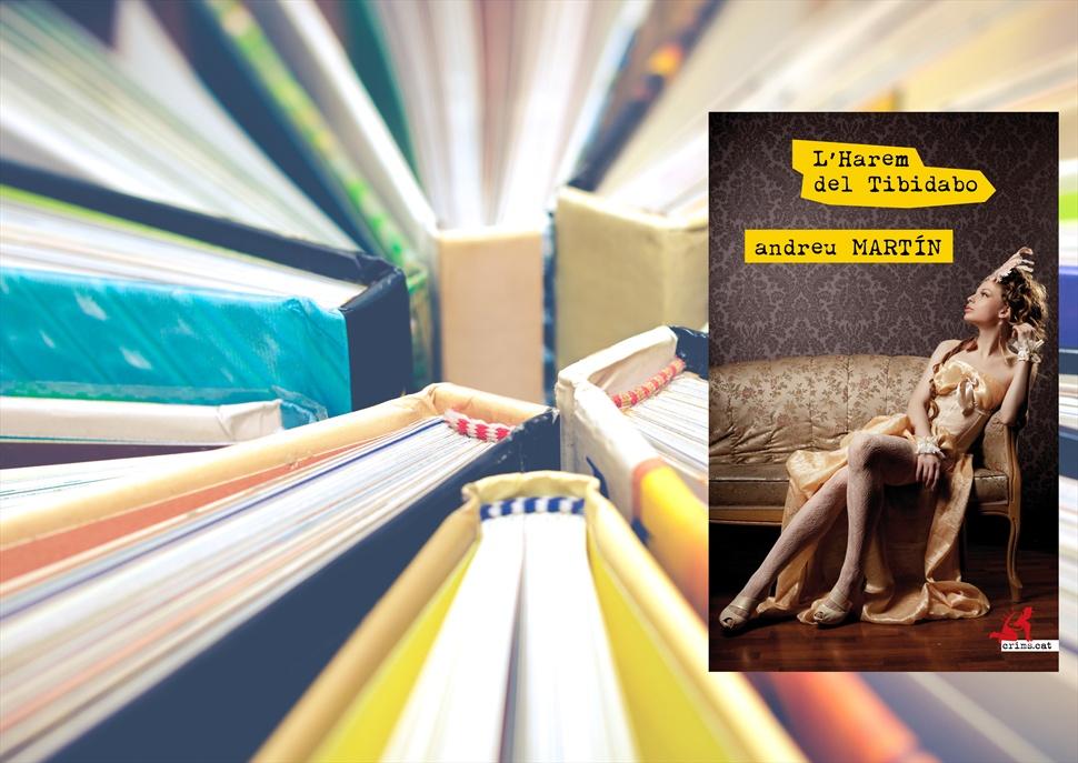 Club de lectura: L'harem del Tibidabo amb Andreu Martín