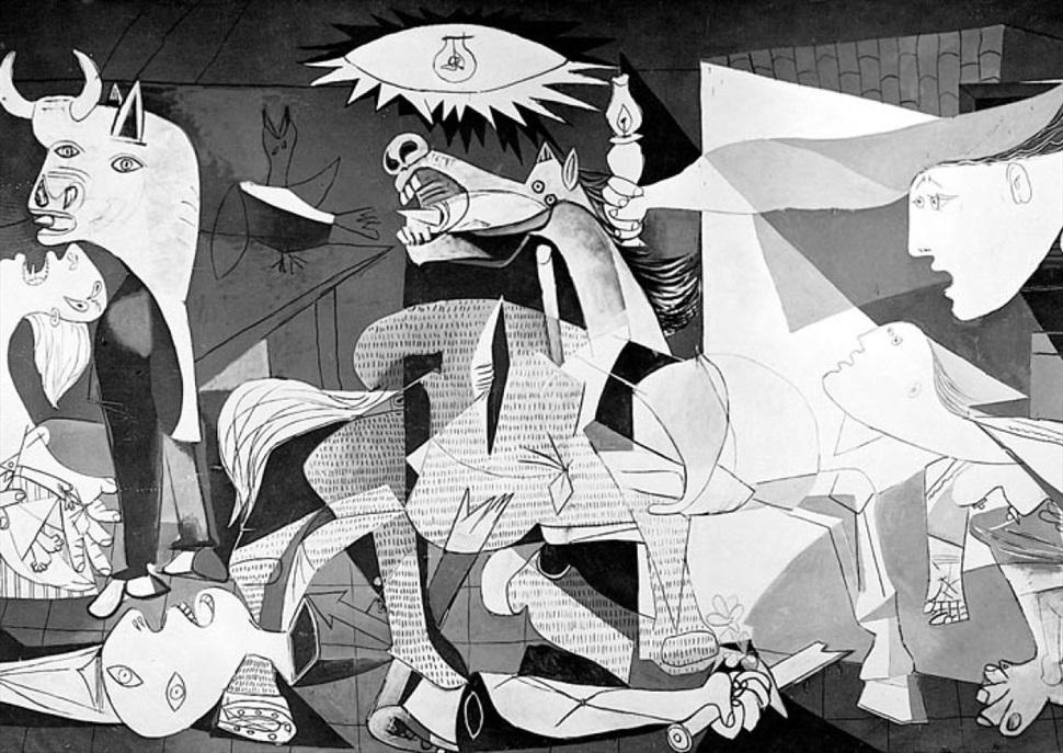Pictofonies Guernica