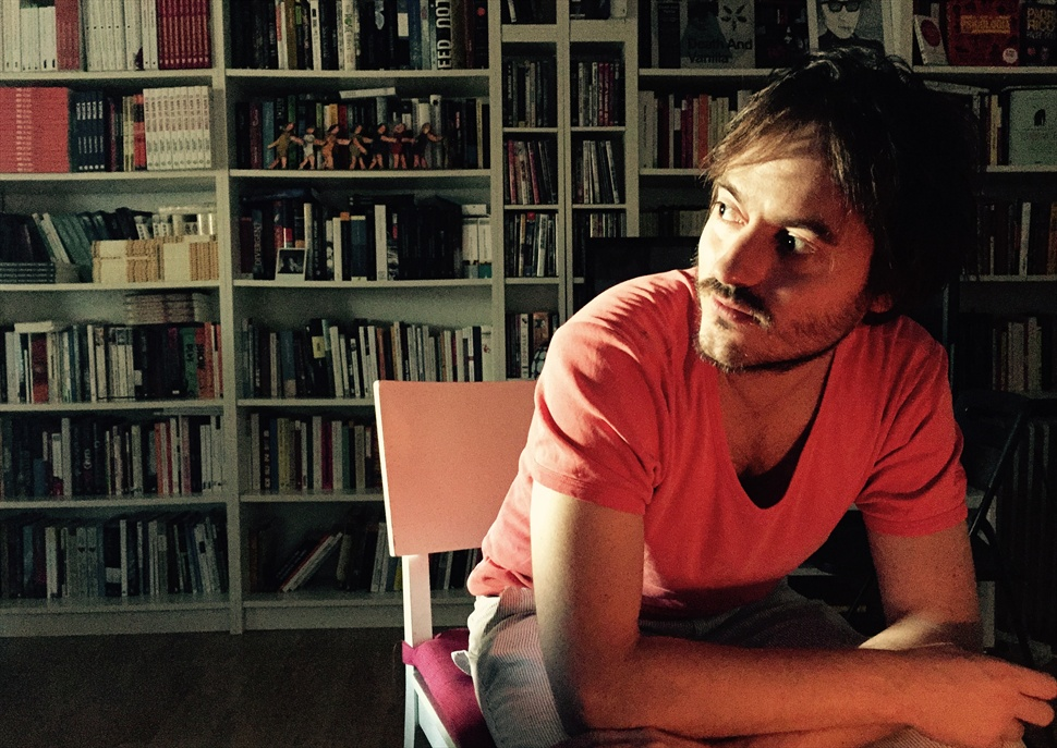 Daniel Lumbreras en concert + tast de vins · Terrats en Cultura