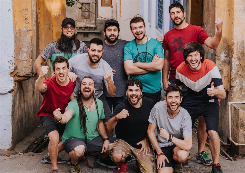 Txarango · FESTIVAL DE PORTA FERRADA 2018