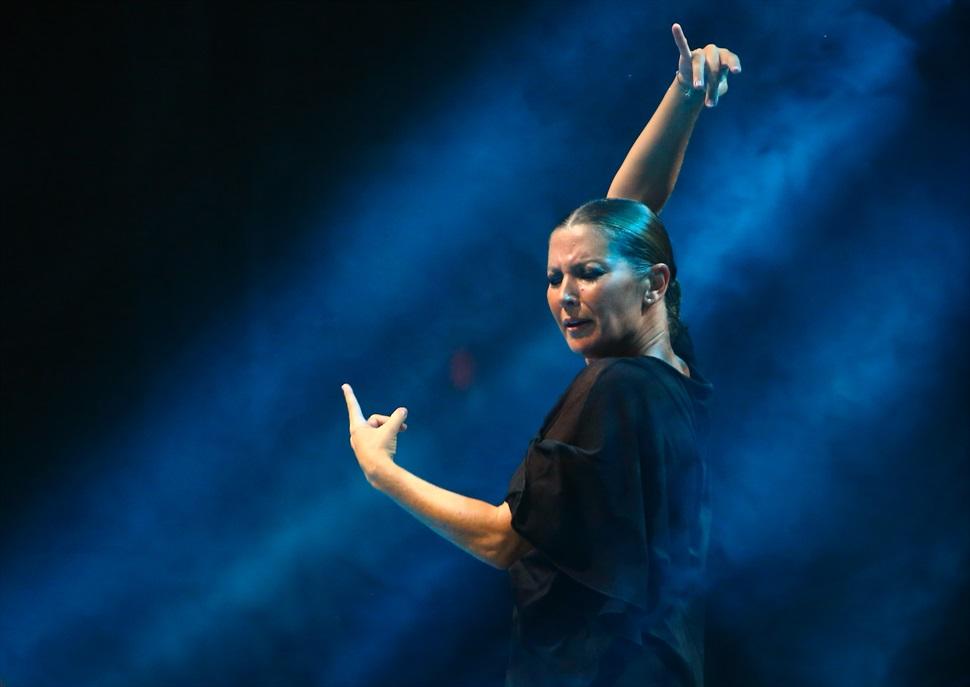 Sara Baras · FESTIVAL DE PORTA FERRADA 2018