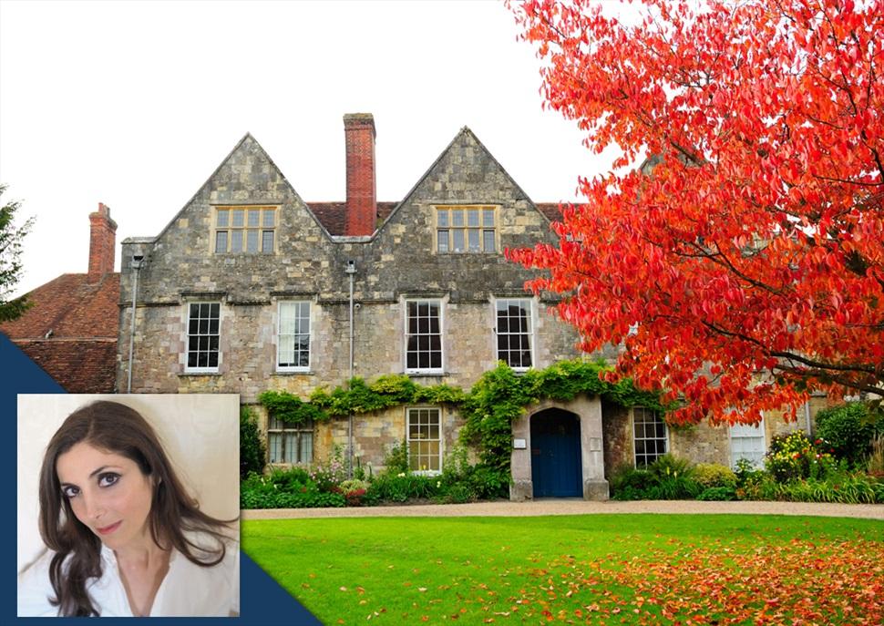 Viatja amb Espido Freire a la campinya anglesa de Jane Austen