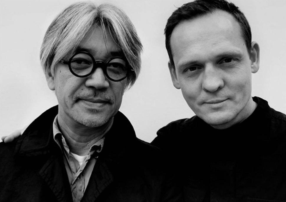 Alva Noto i Ryuichi Sakamoto · Festival Grec
