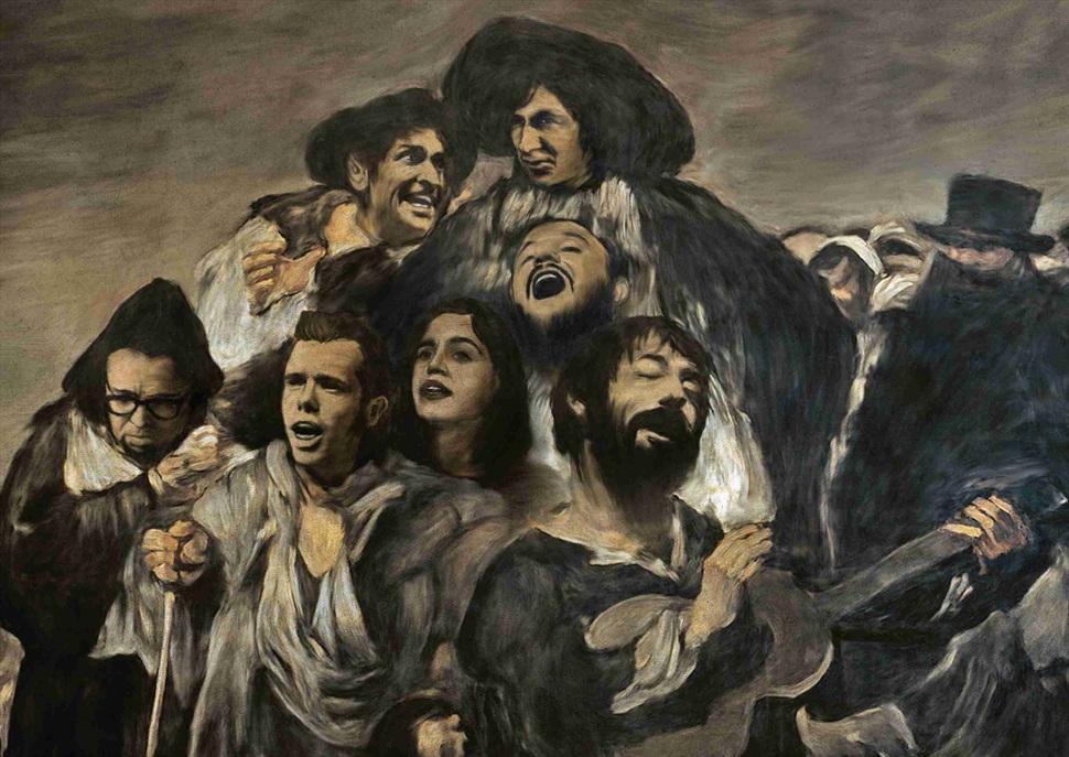 Enric Montefusco y Los Coros de Medianoche · Festival Grec