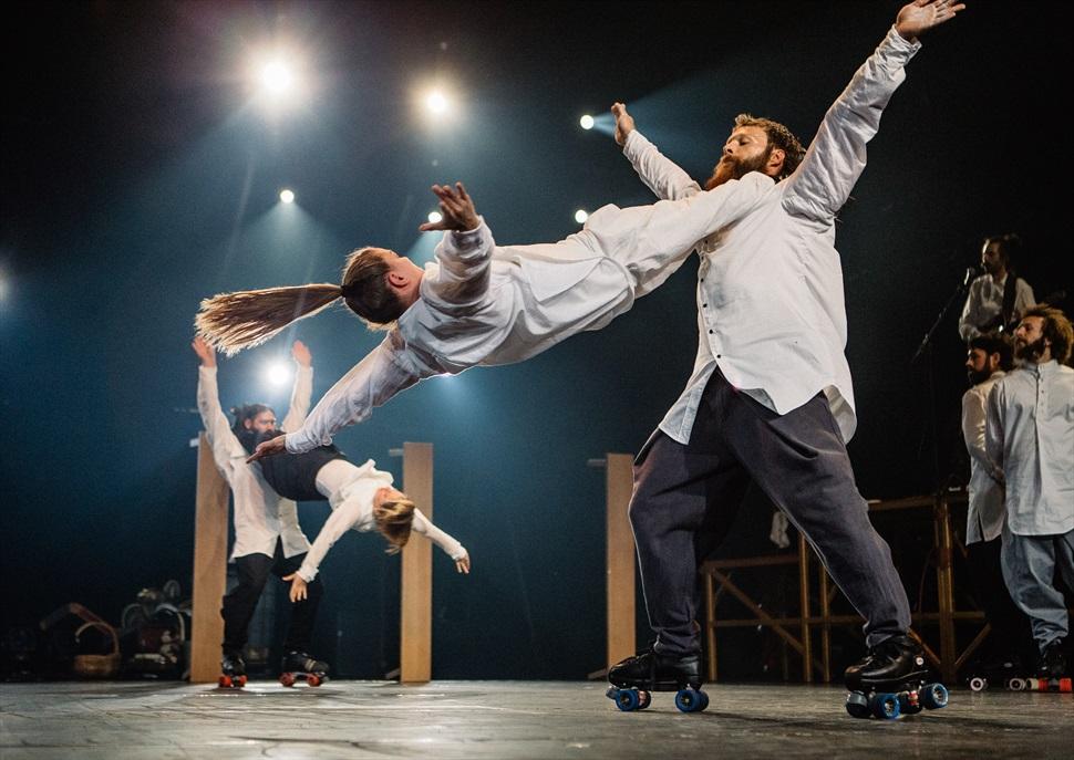 Tabarnak - Cirque Alfonse · Festival Grec