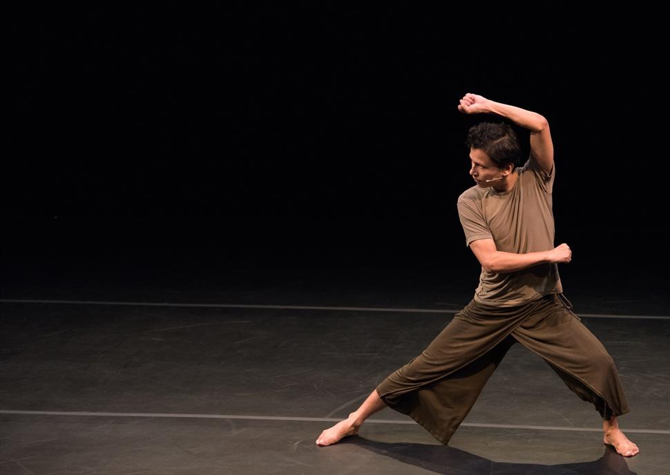 Softmachine: Surjit + Rianto - Choy Ka Fai · Festival Grec