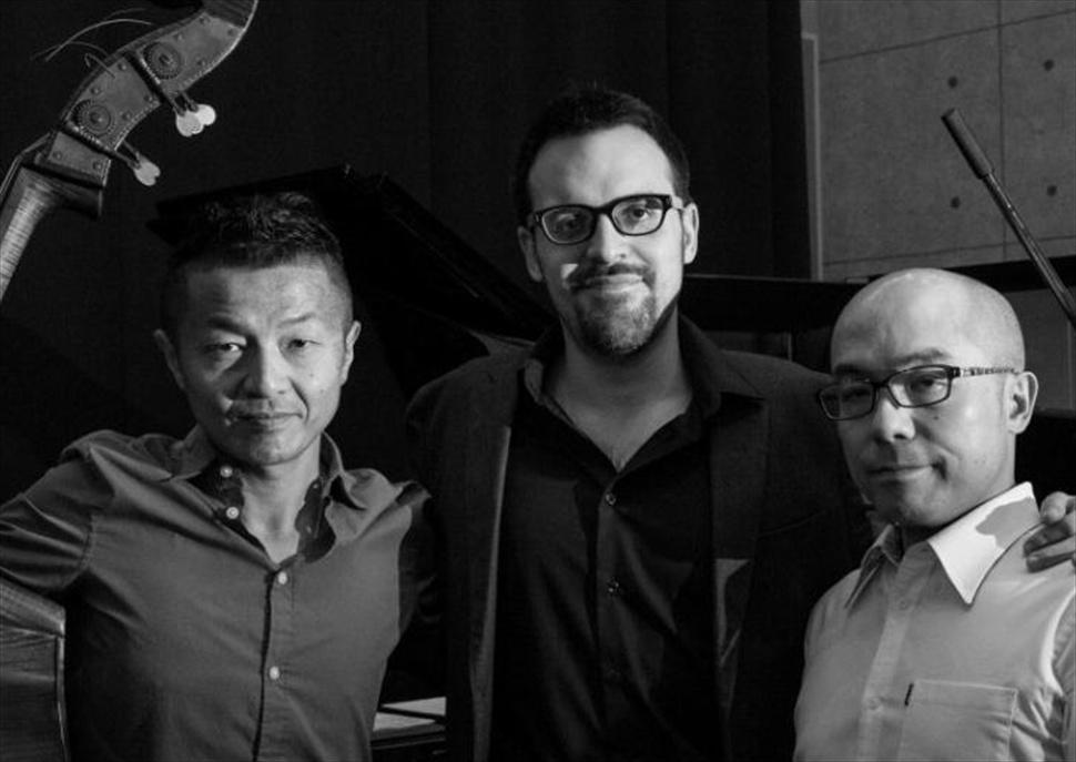 Juan Ortiz Tokio Trio Feat. Gianni Gagliardi · Festival Grec
