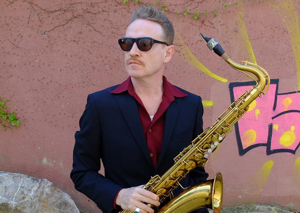 Los Saxofonistas Salvajes - Dani Nel·lo · Festival Grec