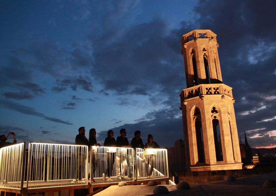 Inauguració dels Capvespres d'estiu a Santa Maria del Mar