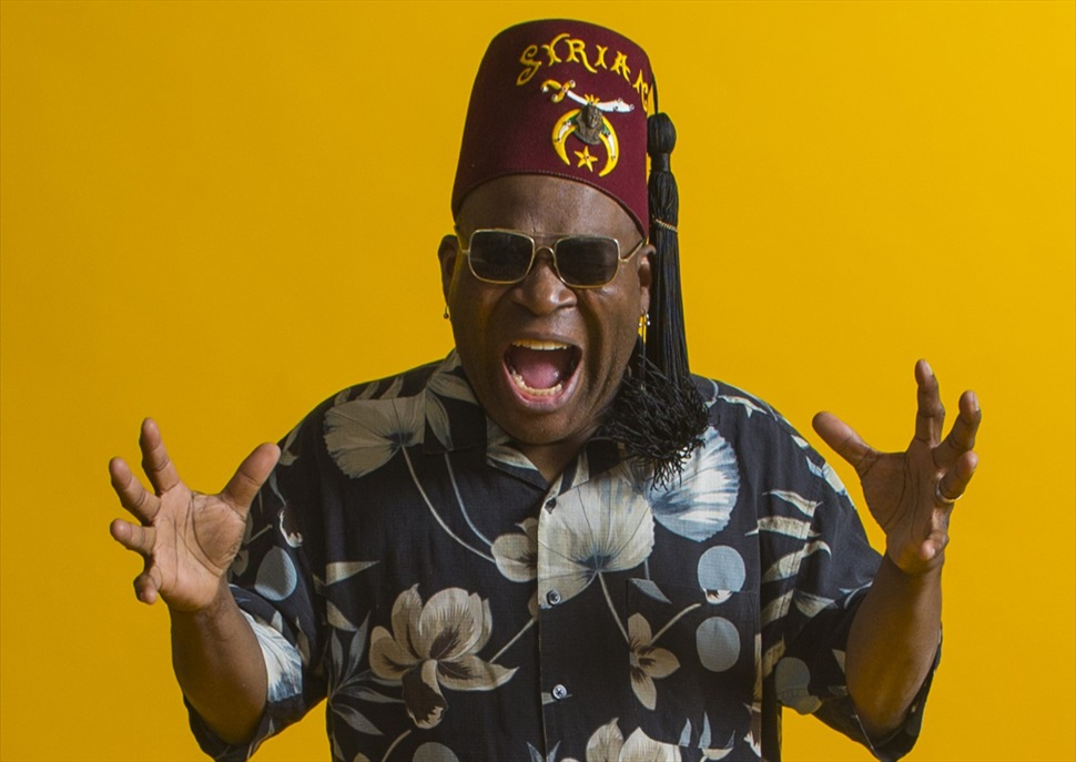 Barrence Whitfield & the Savages (USA) + Caustic Roll Dave & Mike Mariconda + DJs