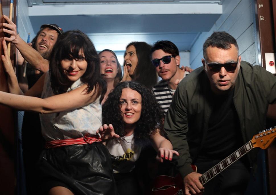Concert TR3SC: Peinga Rayo y Las Aeromozas