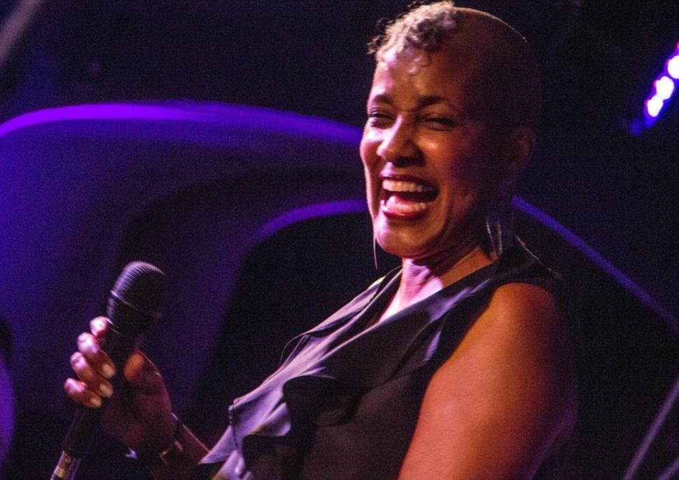 René Marie Jazz Diva amb Perico Sambeat · MAS I MAS FESTIVAL 2018