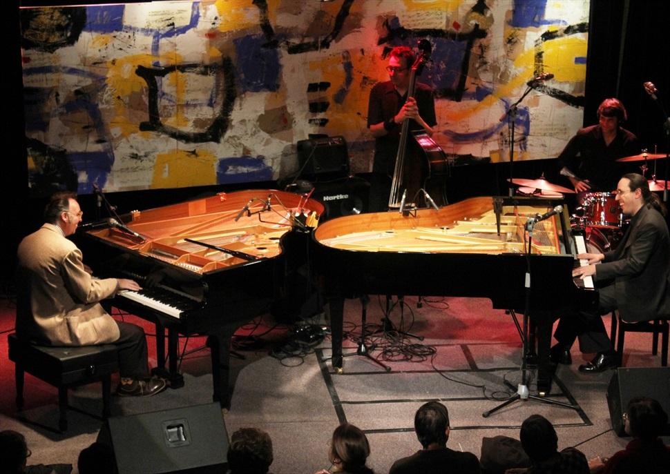 Carl Sonny Leyland & Lluís Coloma  · MAS I MAS FESTIVAL 2018