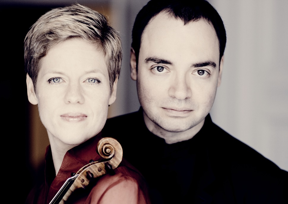 Isabelle Faust, violí & Alexander Melinkov, piano · Nits de Clàssica