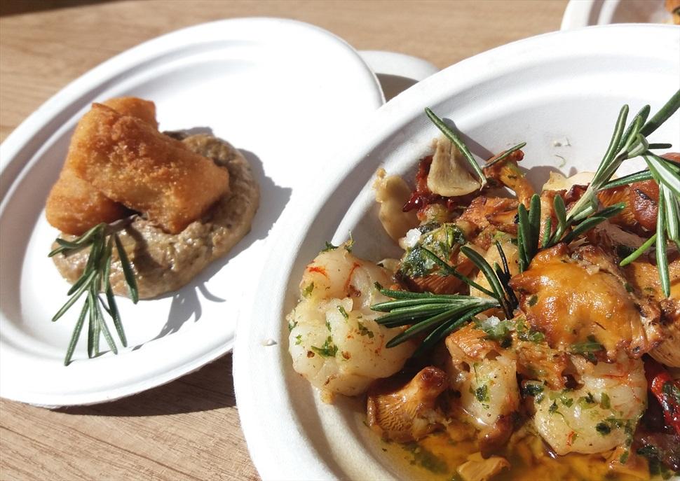 Fira del Vi Català i Gastronomia del Mercat de Santa Caterina