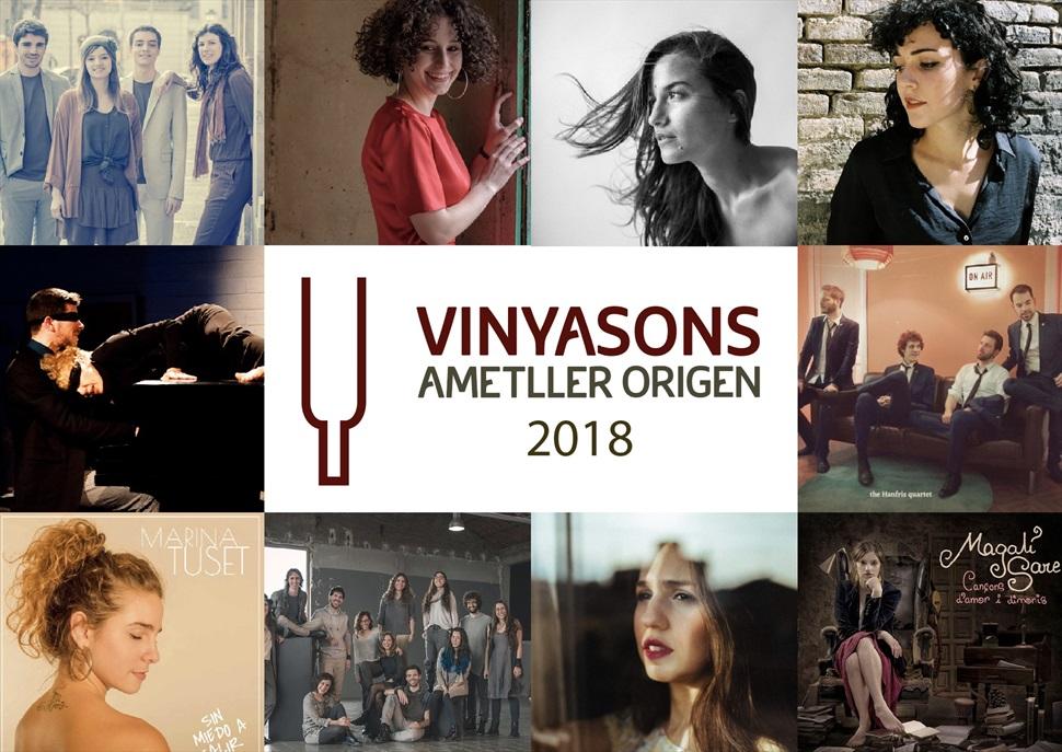 Vinyasons Ametller Origen 2018