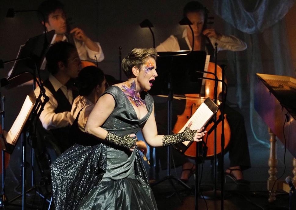 Agripina · Il pomo d'oro
