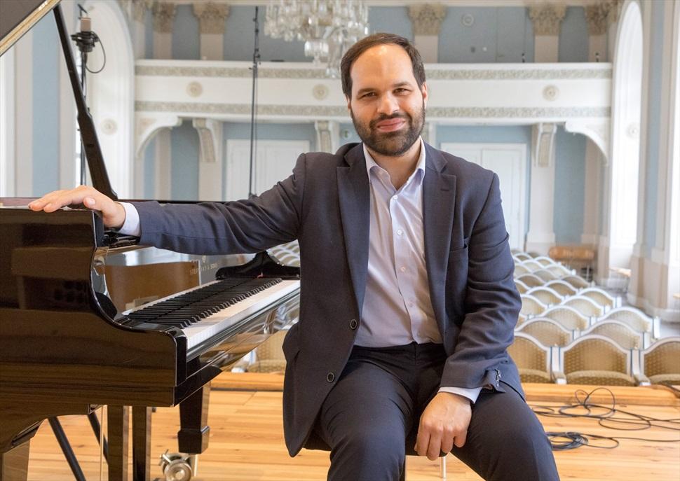 Jan Bartoš : 'Appassionata' · Festival de Música de Sant Pere de Rodes