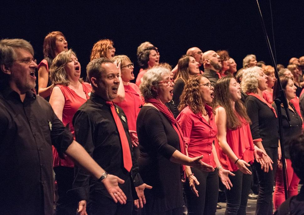 Nit de Gospel · Festival de Música de Sant Pere de Rodes