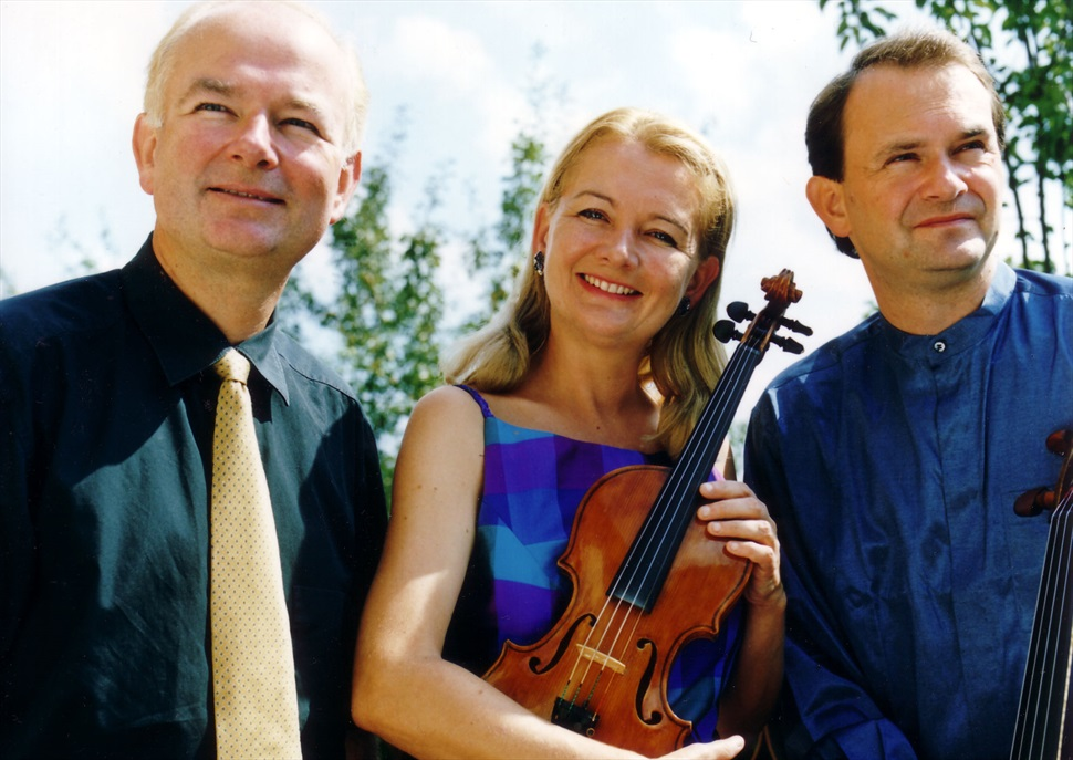 Jess-Trio-Wien: 'Viena' · Festival de Música de Sant Pere de Rodes