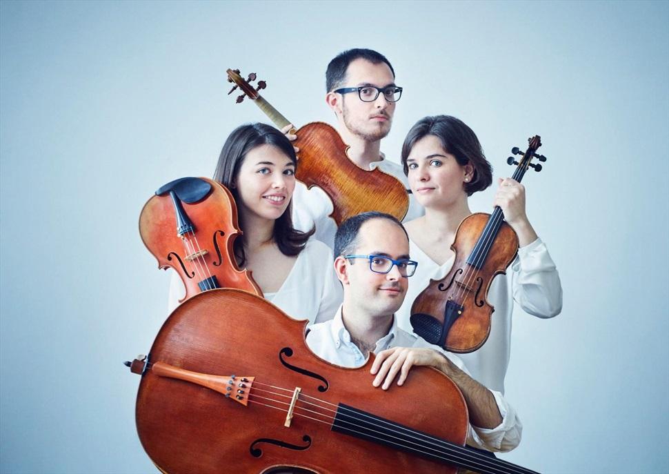 Cosmos Quartet & friends [Schubertíada]