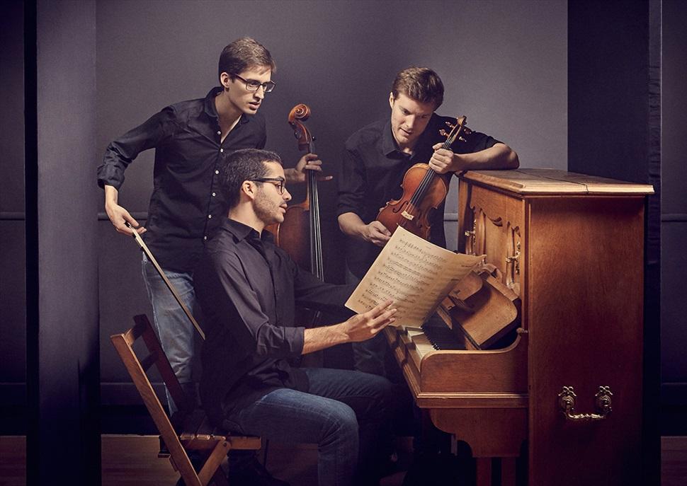 Trio VibrArt: Obres de Dvorák i Schubert [Schubertíada]