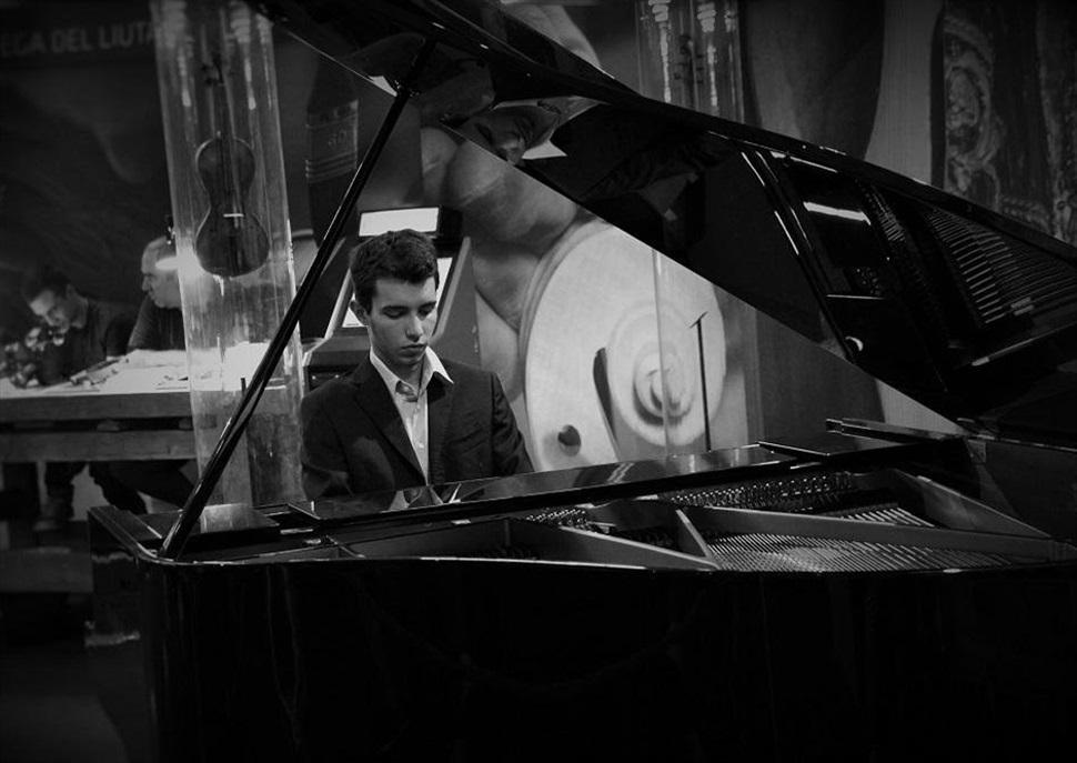 Eric Tornabene: 'Variacions Goldebrg' · Festival de Música de Sant Pere de Rodes