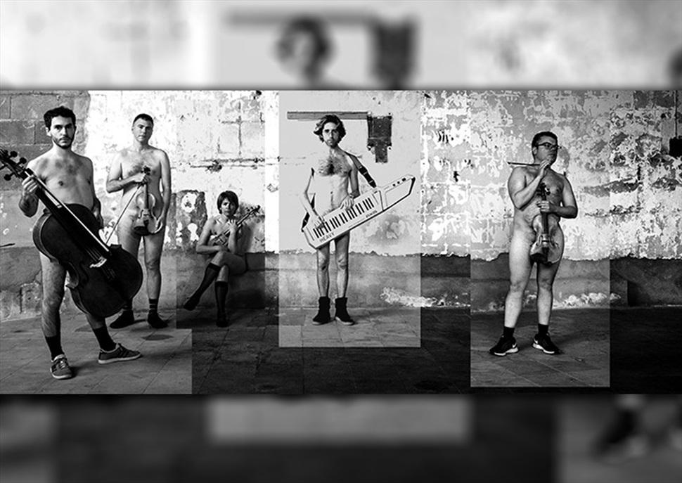 Xavi Lloses & Quartet Brossa · FESTIVAL PORTA FERRADA 2018