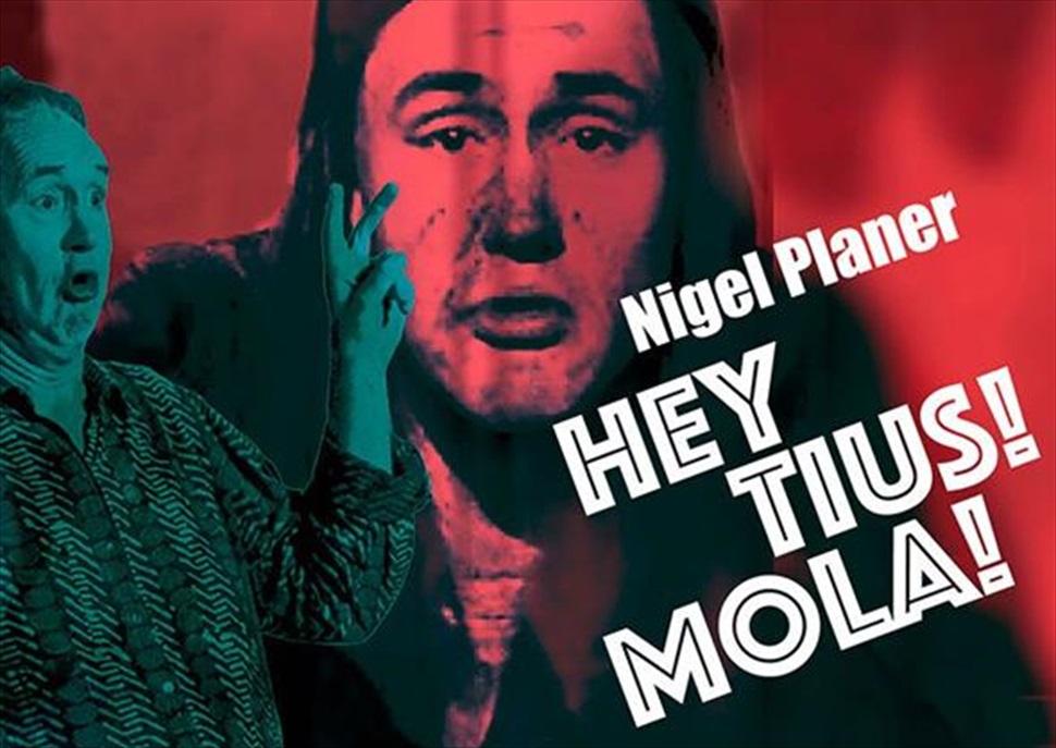Hey tius! Mola!