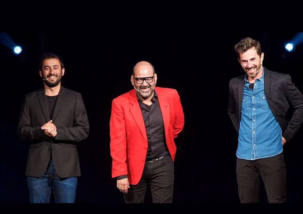 Comedy Zoo Tour amb Jose Corbacho, Santi Millán i Javi Sancho