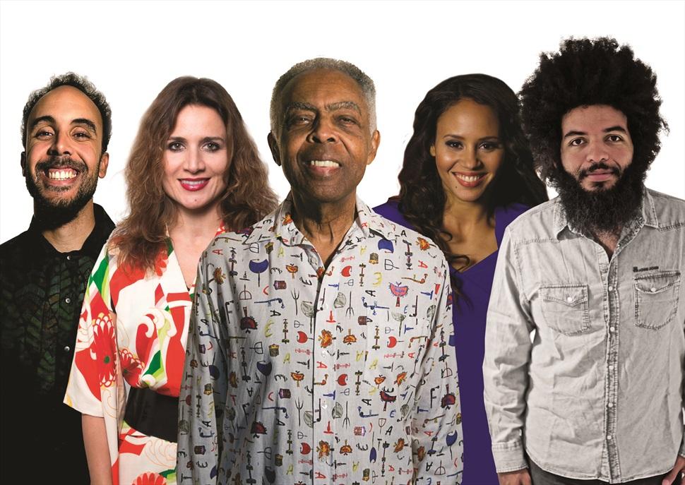 Festival Pirineos Sur: Hermeto Pascal, Gilberto Gil i Dj Benas