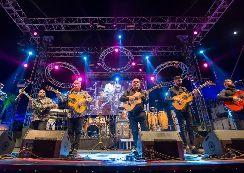 Festival Pirineos Sur: Diego Carrasco + André Reyes + Chavea Music Festival + Shantel & Bucovina Club