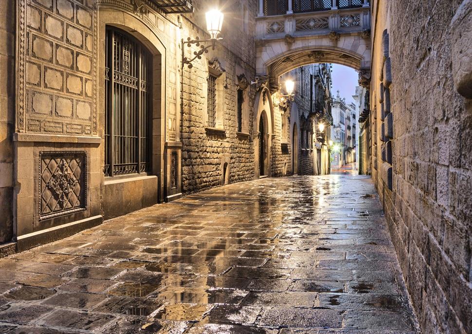 Itinerari literari 9: Passejant pels calls de Barcelona