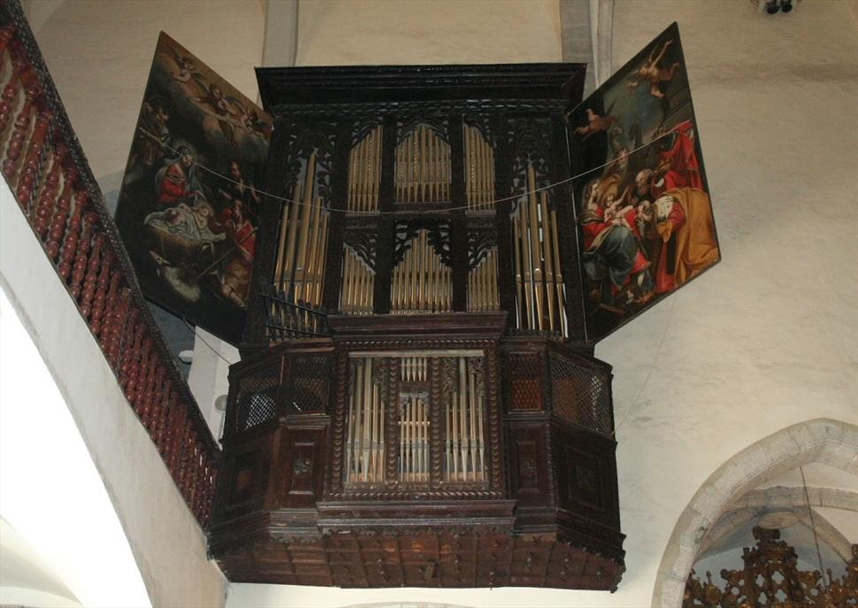 Concert d'orgue i veu · Festival de Música de Cadaqués