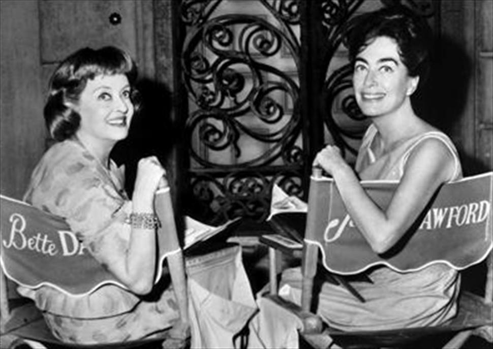 Què va passar amb Bette Davis i Joan Crawford?