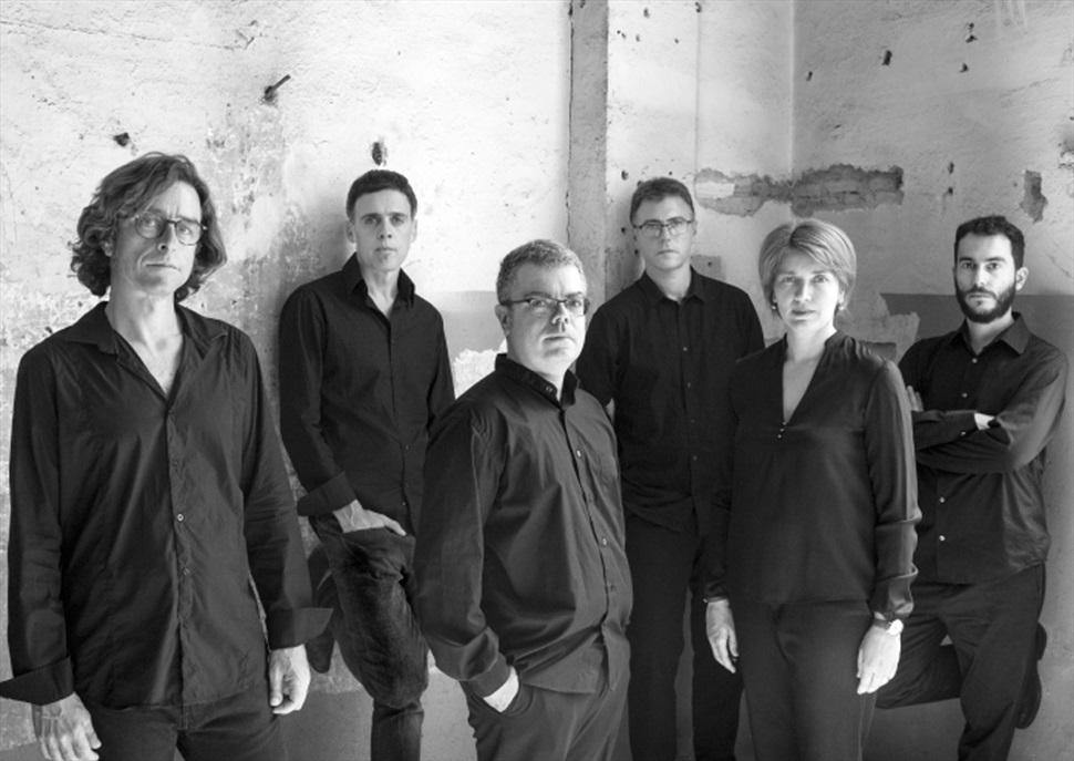 Concert TR3SC: The Pinker Tones & Quartet Brossa · MERCAT DE MÚSICA VIVA DE VIC
