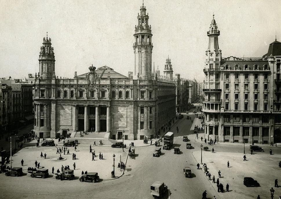 Itinerari literari 1: Sis cents anys del correu a la ciutat. De l'edat mitjana al segle XXI