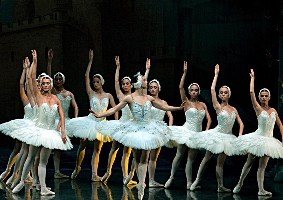 Ballet de Moscú - El llac dels cignes