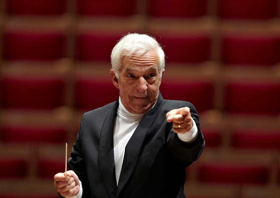 Vladimir Ashkenazy a Lleida, un encontre exquisit
