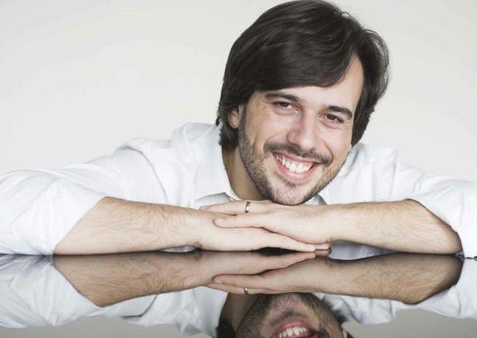 Iván Martín, piano · Black Friday