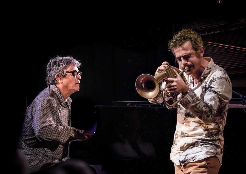 Chano Domínguez & Paolo Fresu | FIRA MEDITERRÀNIA