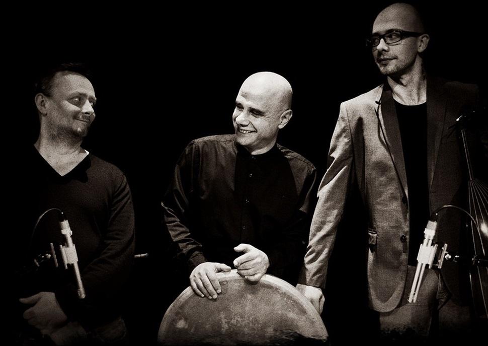 Manu Théron, Gregory Dargent i Etienne Gruel   FIRA MEDITERRÀNIA