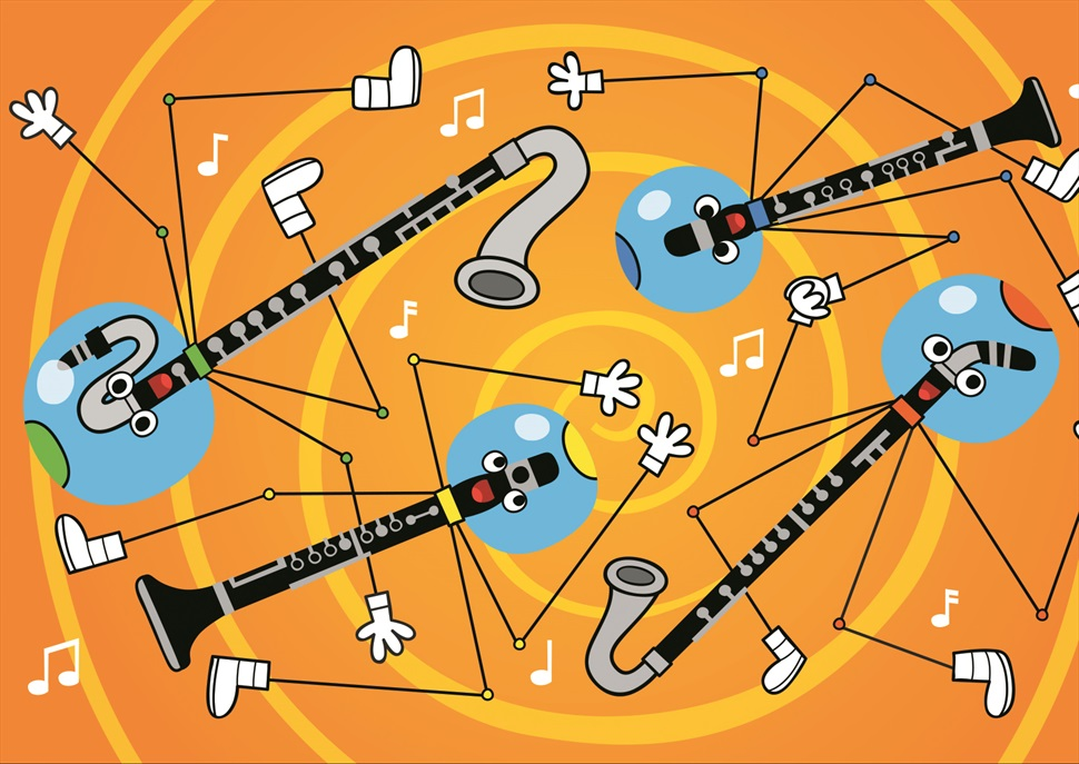 Planeta Clarinet · CONCERTS EN FAMÍLIA
