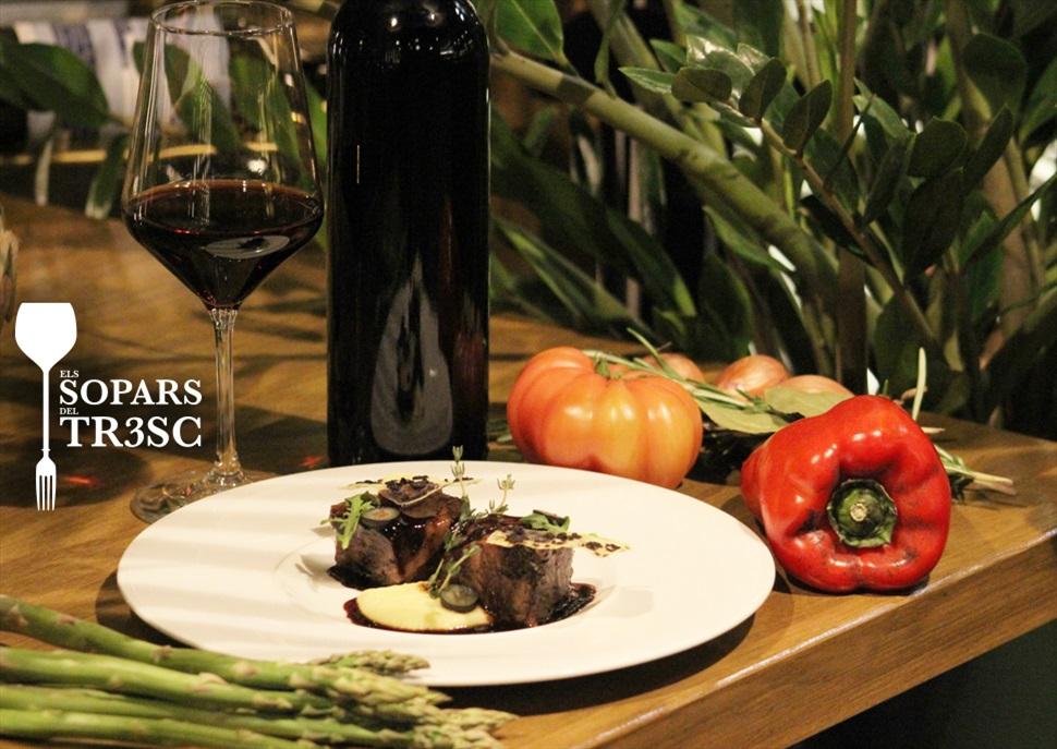Els sopars del TR3SC | Tasta la Via Augusta enogastronòmica