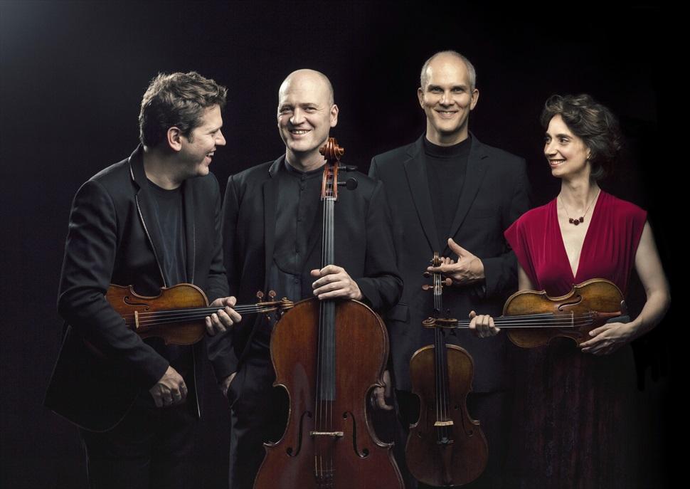 Quartet Casals: Brahms Piano Quintet · MÚSICA DE CAMBRA
