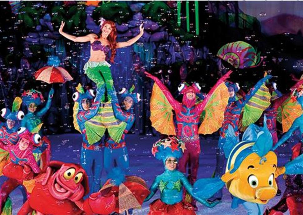 Disney On Ice - Conquista els teus somnis