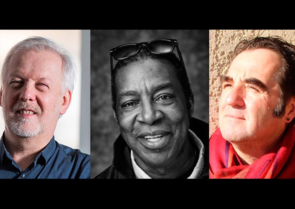 Terraza-Boussaguet-Jones Trio · VOLL-DAMM FESTIVAL INTERNACIONAL DE JAZZ DE BARCELONA 2018