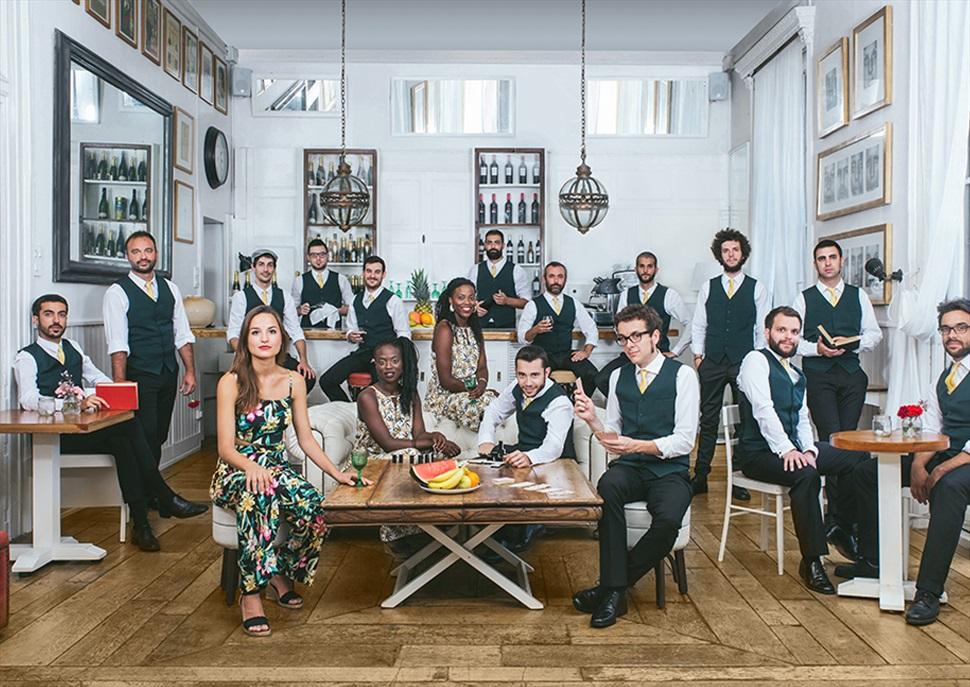 The Gramophone Allstars · VOLL-DAMM FESTIVAL INTERNACIONAL DE JAZZ DE BARCELONA 2018